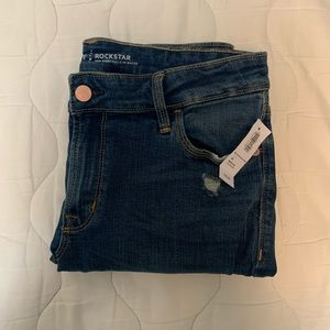 NWT Old Navy Distressed Jeans